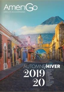 """Hiver 2019-2020 : AmériGo renforce son offre pour les """"petits groupes"""""""