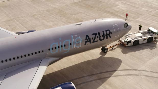 Aigle Azur est, depuis lundi 2 septembre, officiellement en cessation de paiement © AA
