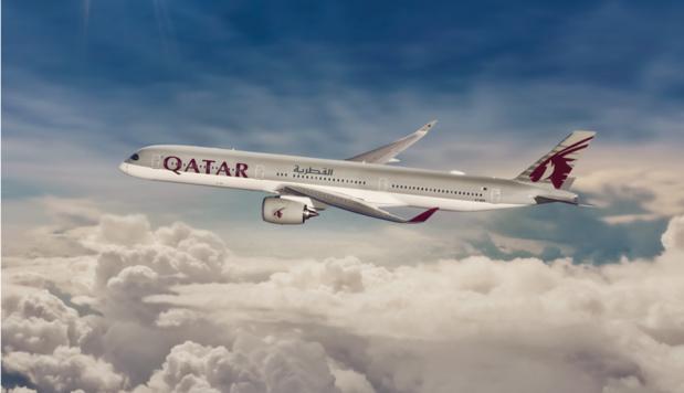 L'A350-1000 de Qatar Airways - DR qatarairways.com