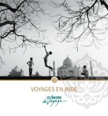 Les Maisons du Voyage éditent leur catalogue « Voyages en Inde 2019/2020 »