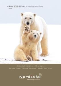 Nordiska édite sa brochure Hiver 2019-2020