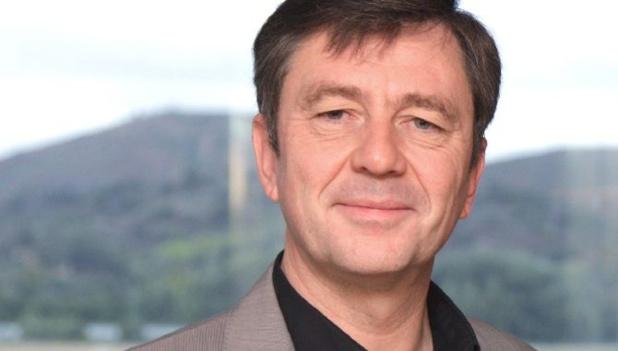 Hervé Pierret, membre du directoire d'Air Corsica © DR