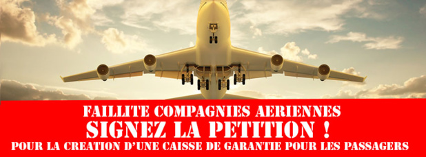 Caisse de garantie aérien : déjà plus de 12000 signatures pour la pétition !