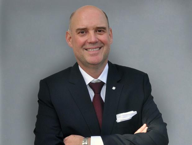 Michael Ungerer vient d'être nommé PDG de la nouvelle marque de luxe MSC - DR : MSC