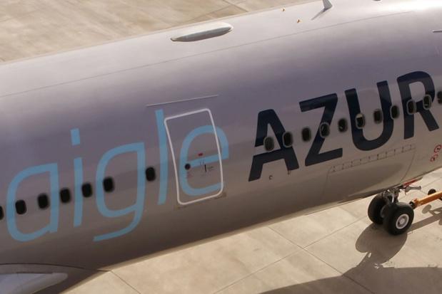 Les chinois sont au capital d'Aigle Azur et la compagnie va entamer sa lente descente - Crédit photo : Aigle Azur