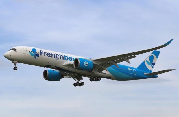 L'A350, arme fétiche de French Bee © FB