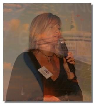 CIC : Corinne Renard, revisite la croisière en podcasting