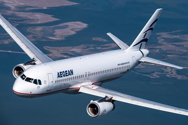 Un chiffre d'affaires consolidé en hausse de 20% pour Aegean Airlines