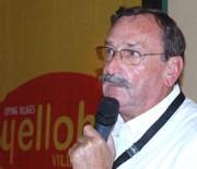 Bernard Sauvaire, président des Yelloh !Village