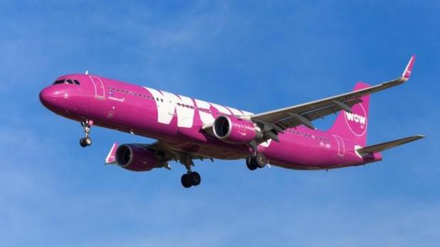 WOW Air va reprendre du service, sur des vols transatlantiques - Crédit photo : WOW Air