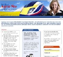 BritRail lance un site BtoB