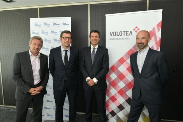 La base Volotea à Lyon va générer un impact économique et social positif sur le territoire avec la création de nouveaux emplois (directs et indirects) nécessaires à la gestion de l'activité liée à ce nouvel avion - DR :  Fabrice Lyonpeople