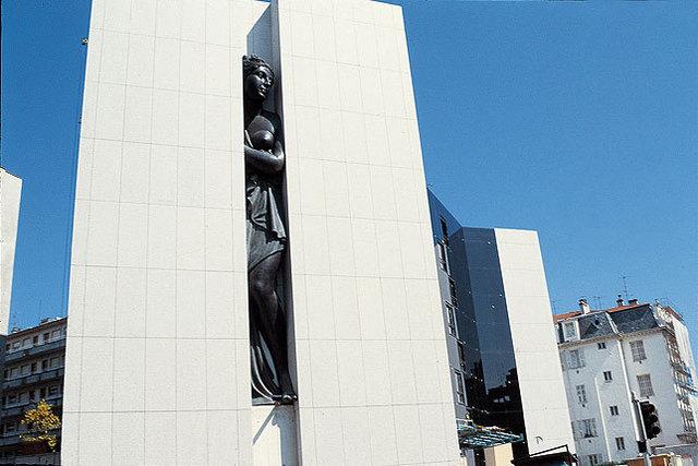 L'Elysée Palace, 4 étoiles, à Nice va devenir le premier établissement français de la nouvelle enseigne AC By Marriott - Photo DR