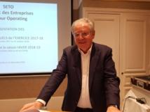 René-Marc Chikli, président du SETO - DR : AB