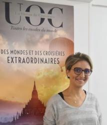 Lysiane Le Mentec rejoint le service commercial d'Un Océan de Croisières - DR : UOC