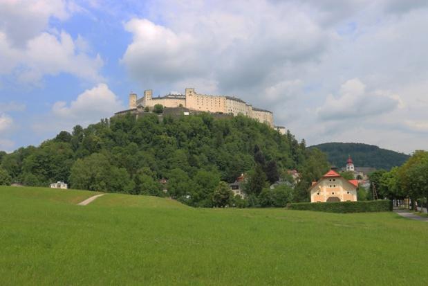 Prenez Mozart, une forteresse, des monastères, des lacs, des villages traditionnels, des montagnes et des mines de sel… et vous obtenez le Salzburgerland, région autrichienne située à deux pas de la frontière allemande - DR : J.-F.R.