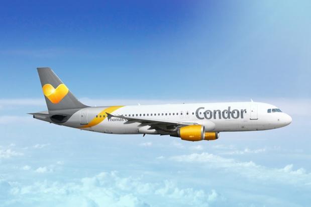 Condor, très présente entre l'Europe et l'Amérique du Nord et du Sud, possède une cinquantaine d'avions et avait déjà été mise en vente en février dernier © DR