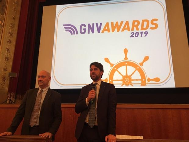 Giulio Libutti, directeur des ventes et Matteo Catani, CEO de GNV - DR : R.N.