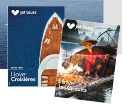L es dossiers croisières de la brochure « Croisières » et de la brochure « Circuits » peuvent être transférés chez Rivages du Monde - DR