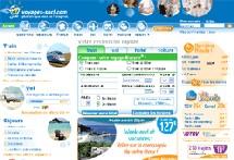 Top 5 des sites ''Voyage-tourisme'' : 10 636 000 visiteurs uniques