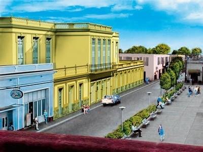 Le ''Grand Hôtel'' de Trinidad (Iberostar) est particulièrement réussi