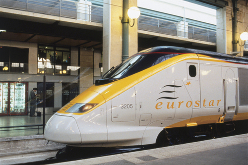 Le projet de fusion Thalys - Eurostar est baptisé GreenSpeed - Photo DR
