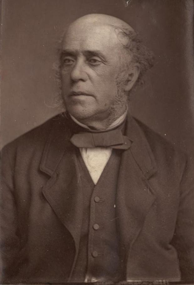 Thomas Cook, l'inventeur du tourisme /crédit photo Wikipedia