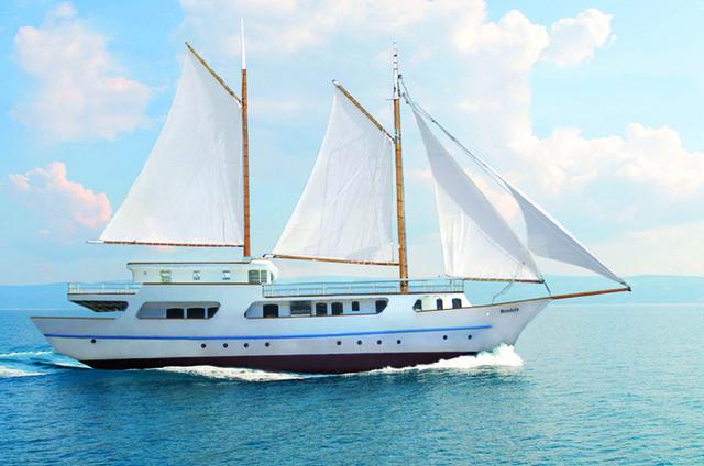 La croisière à bord du MS Mendula sera proposée au départ de Dubrovnik - DR