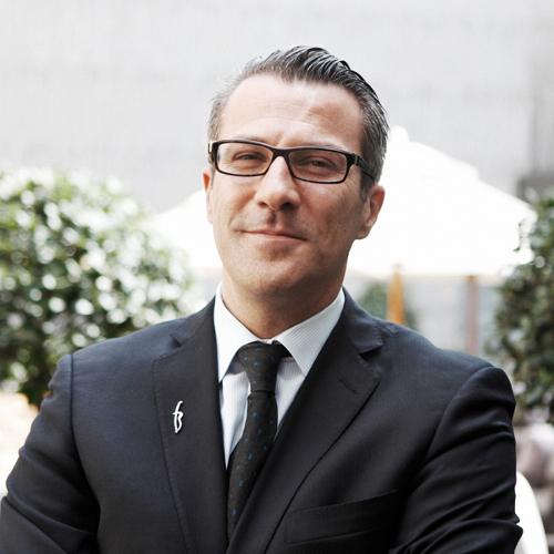 Fabrice Moizan prendra la tête du Fouquet's le 5 mars 2012 - Photo DR