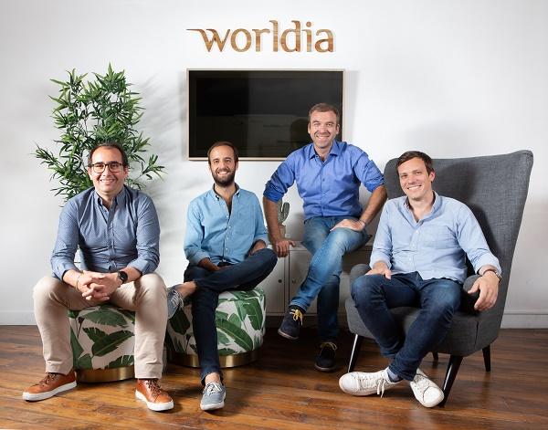Worldia vise 500 millions d'euros de chiffre d'affaires en 2024, contre 70 millions cette année - Crédit photo : Worldia