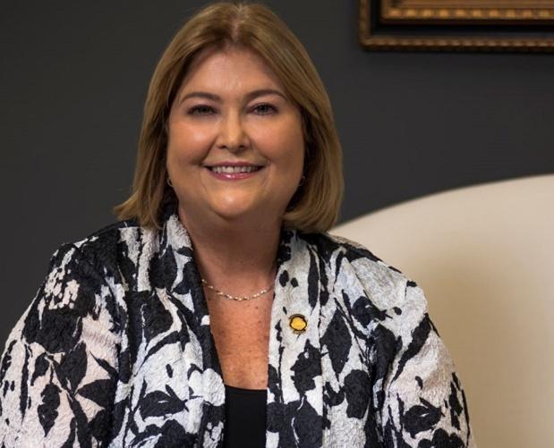 Maria Amlia Revelo Ministre du Tourisme du Costa Rica.
