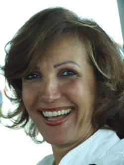 Rania Khodr, directrice de l'OT du Sultanat d'Oman à Paris