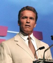 A. Schwarzenegger, Gouverneur de Californie