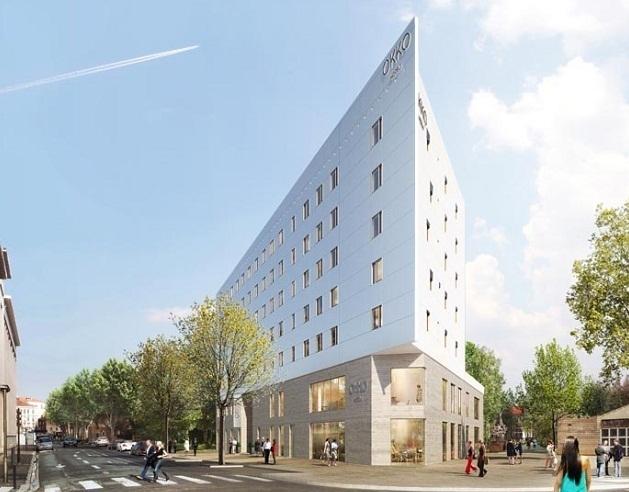 Olivier Devys et Paul Dubrule, déjà complices pour la création de Suitehotel, lancent OKKO Hotels, une nouvelle chaîne hôtelière 4* - Photo DR