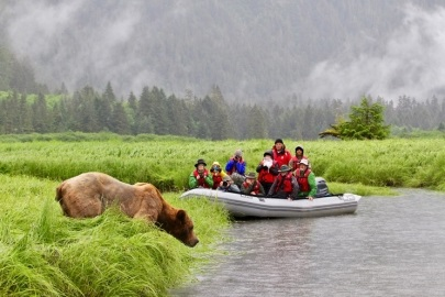 Deux marques seront exploitées : Terres Oubliées et une nouvelle pour les voyages naturalistes - Crédits Photo : ©Laurent Cocherel/Canada