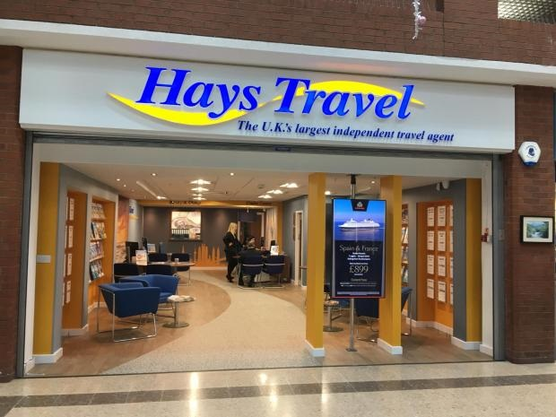 Hays Travel a fait l'acquisition du réseau de distribution de Thomas Cook UK - Crédit photo : https://www.leaderlive.co.uk