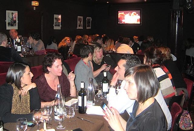Fram a convié 160 agents de voyages parisiens à découvrir les dernières nouveautés de sa collection été 2012 - DR : L-A.C.
