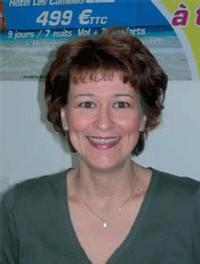 Cécile Collet rejoint l'équipe de Plus voyages