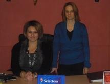 Séverine Garguilo et Muriel Vidal, directrices fondatrices du mini-réseau Sélectour Passion Voyages - DR