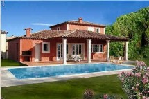 Une des villas 5 chambres proposées