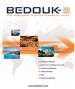 Bedouk vient d'éditer ''The Worldwide Meeting Planners''