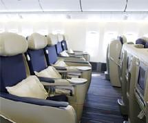 Air france nouveau b777 300er sur paris les antilles for Interieur 777 air france