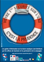 Nouvelle campagne de sécurité des loisirs nautiques