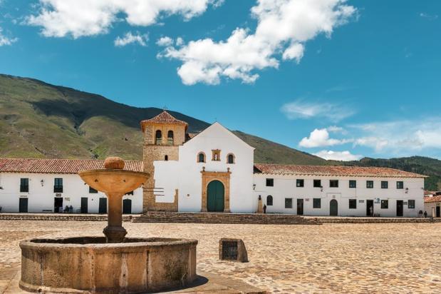 Cet événement organisé en partenariat avec l'office du tourisme de la Colombie sera l'occasion d'apprendre, d'échanger et de découvrir les dernières nouveautés de la destination - Pila de agua plaza central villa de leyva, Boyaca Cortesia Mario Carvajal