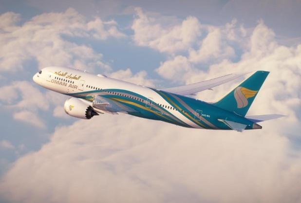 Oman Air, compagnie nationale du Sultanat d'Oman - DR
