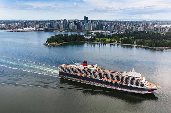 Le programme s'annonce chargé avec 123 destinations, 39 pays et 174 voyages étalés sur 6 mois - Crédit photo : Cunard