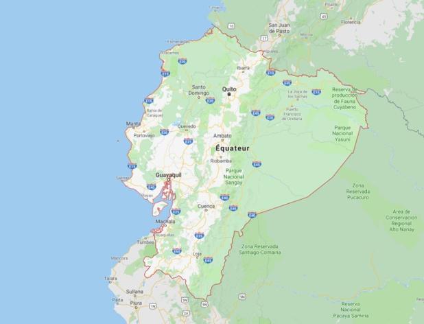 L'état d'exception, en vigueur depuis le 3 octobre, est maintenu. - Google Map