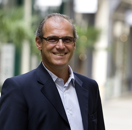 Rémi Sabarros, directeur France du groupe Beachcomber Hotels - Photo DR