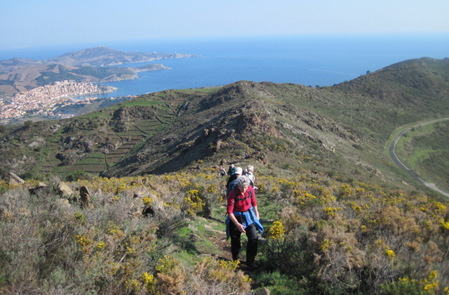 La randonnée dans les Pyrénées est la destination de prédilection du TO - DR