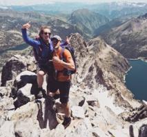 Maxime et Delphine sont partis 13 mois autour du globe et en on profité pour tenir un compte Instagram à succès - Crédit photo : Entre2pôles
